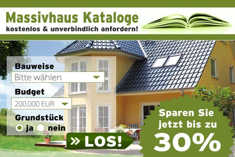 Haus bauen in Bayern - Musterkataloge von Bauunternehmen